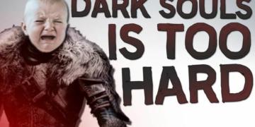 Kenapa Dark Souls Susah