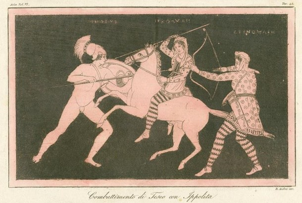 Kisah 12 Tugas Yang Harus Diselesaikan Oleh Hercules Dalam Mitologi Yunani! Mengambil Sabuk Hipolyta