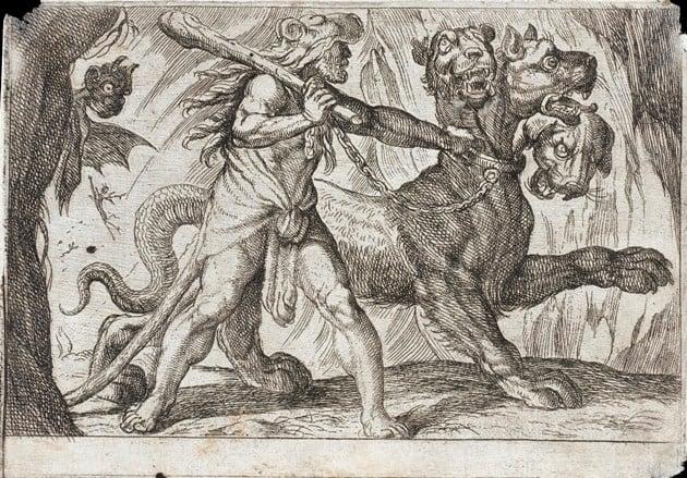 Kisah 12 Tugas Yang Harus Diselesaikan Oleh Hercules Dalam Mitologi Yunani! Ternak Geryon