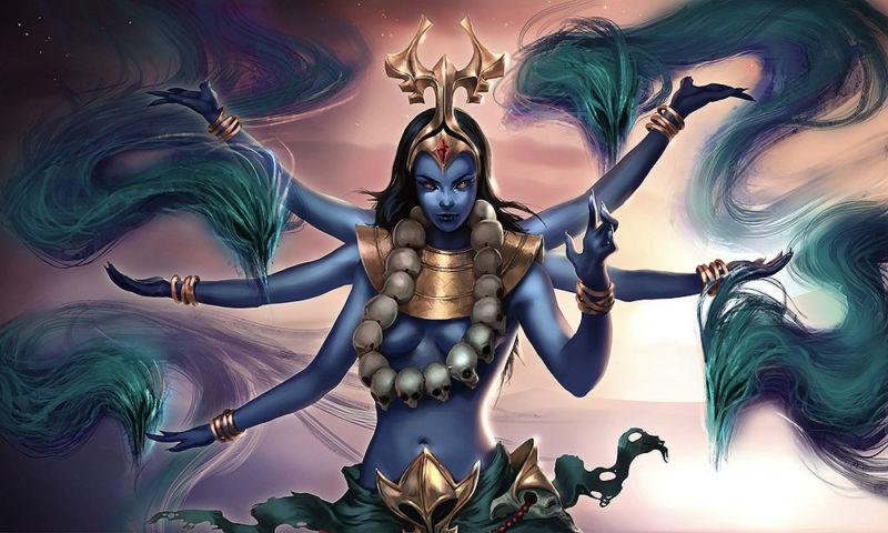 Kisah Kali, Sang Dewi Kematian Dan Kegelapan Dalam Kepercayaan Hindu! Dafunda Com