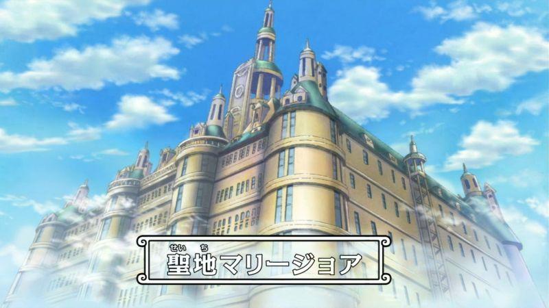 Review One Piece Chapter 906: Terungkap Harta Terpenting Mariejois! Berkaitan Dengan Luffy? - Dafunda - com