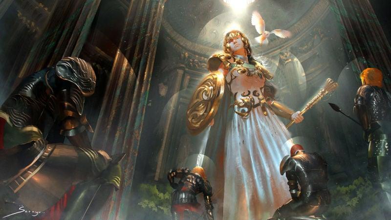 Mengenal Athena, Dewi Kebijaksanaan Dan Pelindung Dalam Mitologi Yunani! Dafunda Com