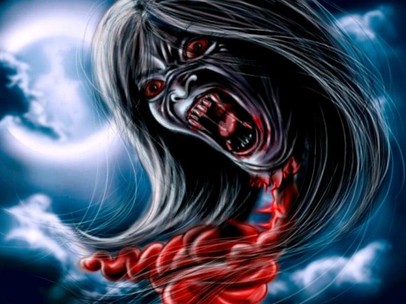 Mengenal Kuyang, Hantu Berwujud Kepala Wanita Yang Tak Memiliki Tubuh! Dafunda Com