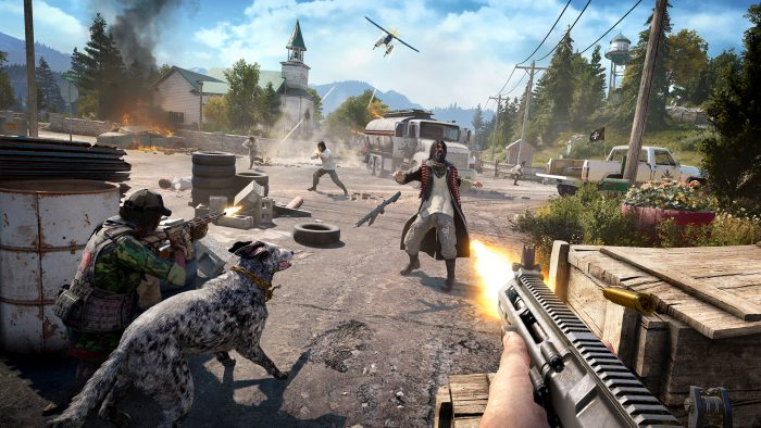 Rekomendasi Game FPS 2018 Terbaik Far Cry 5