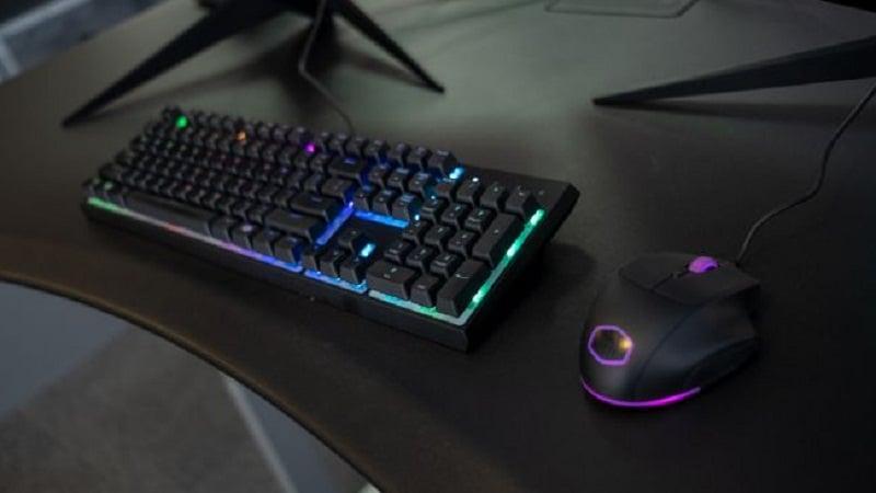 Rekomendasi Keyboard Gaming Terbaik Cooler Master MasterSet MS120