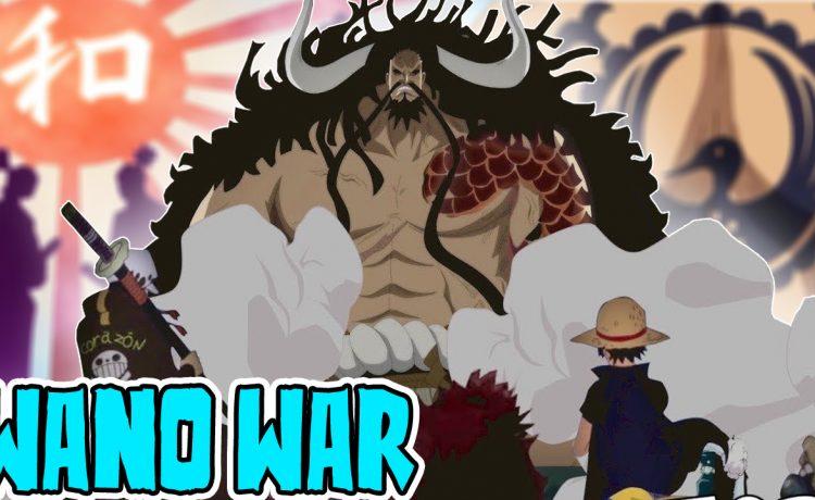 5 Alasan Mengapa Perang Wano Menjadi Perang Terbesar di One Piece