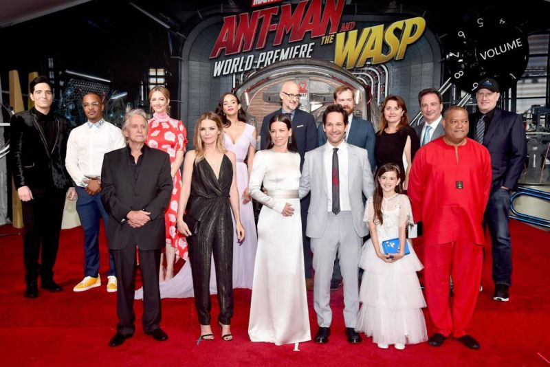 "Los Angeles World Premiere For Marvel Studios' ""Ant Man And The Wasp"""
