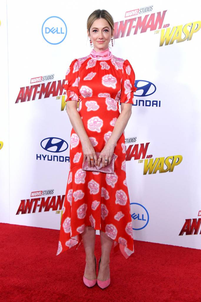 "Premiere Of Disney And Marvel's ""Ant Man And The Wasp"" Arrivals"