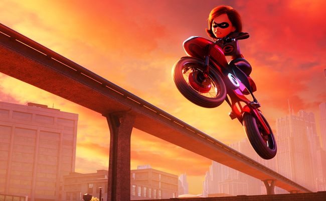 Box Office Incredibles 2