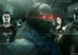 Asal usul Darkseid