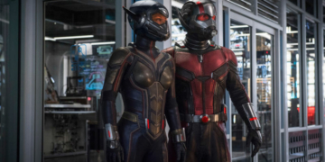 First Reaction Ant Man And The Wasp
