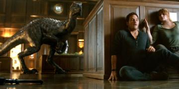 Indoraptor Dinosaurus Baru Jurassic World Fallen Kingdom