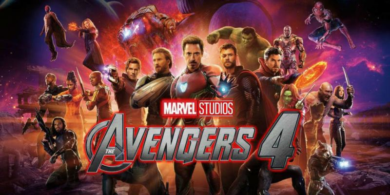 Judul Avengers 4 End Game 2