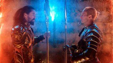 King Orm Ocean Master Vs Aquaman