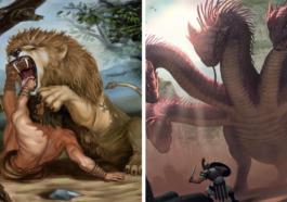 Kisah 12 Tugas Yang Harus Diselesaikan Oleh Hercules Dalam Mitologi Yunani! Dafunda Com