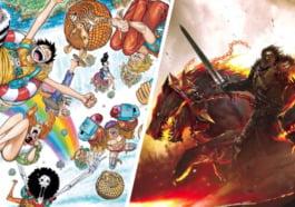 Makhluk Mitologi Ada Di One Piece