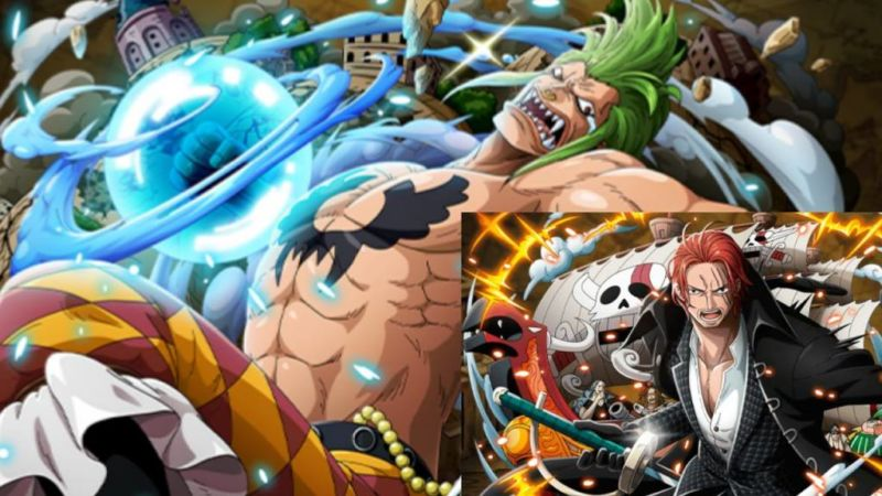 bartolomeo vs shanks