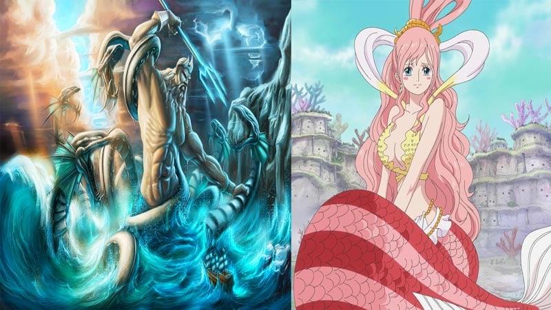 Poseidon Mitologi Di One Piece