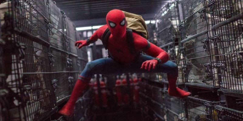 Spiderman Home Coming 2