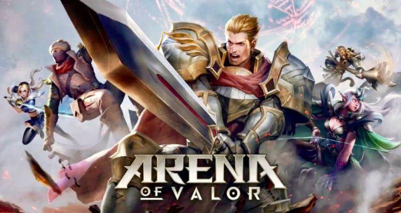 Hasil gambar untuk arena of valor