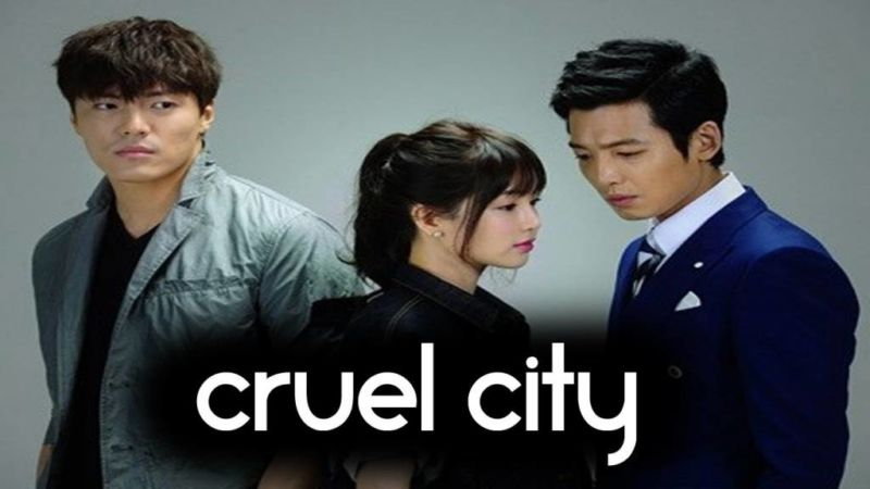 20 Rekomendasi Drama Korea Action Terbaik, Dijamin Naikin Andrenalin Kalian! Cruel City