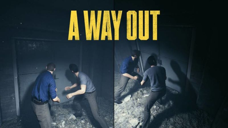 5 Rekomendasi Game Adventure PC Terbaik Yang Wajib Kalian Mainkan! A Way Out