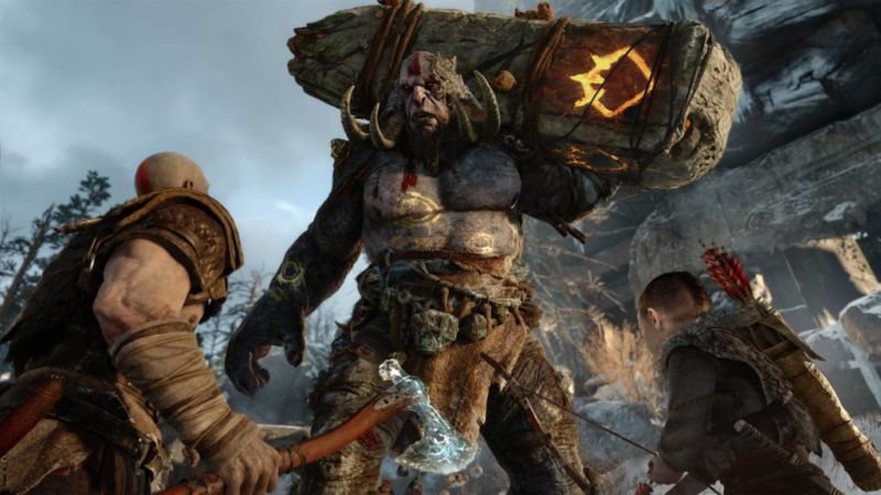 5 Rekomendasi Game Adventure PC Terbaik Yang Wajib Kalian Mainkan! God Of War