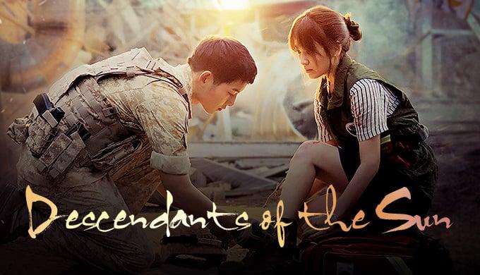 50 Rekomendasi Drama Korea Terbaik, Dijamin Bikin Baper Banget! Descendants Of The Sun Dafunda TV