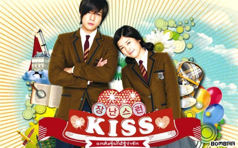 50 Rekomendasi Drama Korea Terbaik, Dijamin Bikin Baper Banget! Playfull Kis