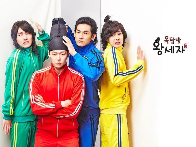 50 Rekomendasi Drama Korea Terbaik, Dijamin Bikin Baper Banget! Rooftop Prince