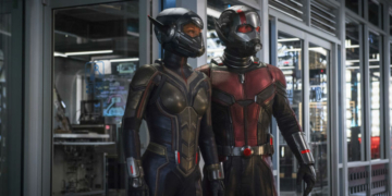 Antman And The Wasp