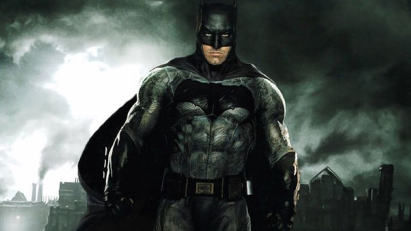 Batman Karakter Terbaik DCEU