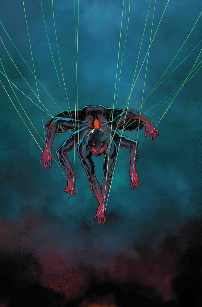 edge of spider geddon #4