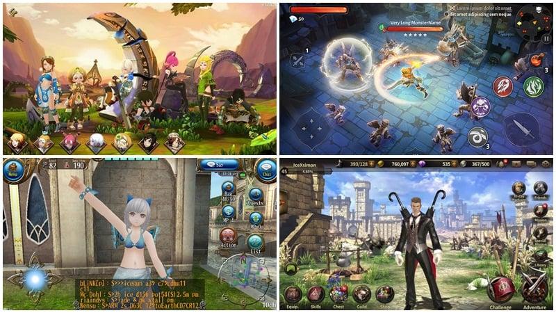 Game Terbaik MMORPG Android