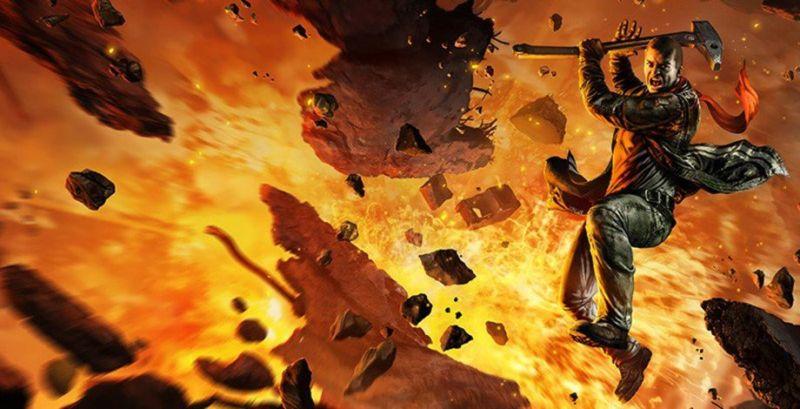 Rekomendasi Game Bulan Juli Terbaik - Red Faction Re Mars Tered Edition