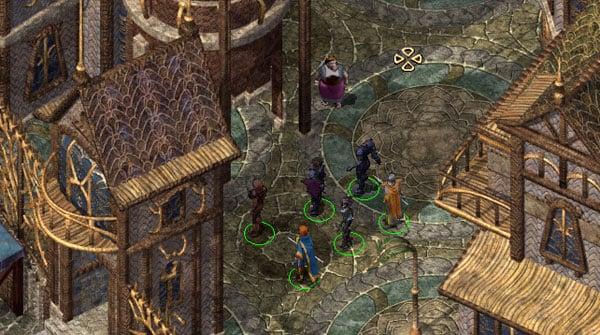 Rekomendasi Game PC Terbaik Sepanjang Masa Baldur's Gate II Shadows Of Amn