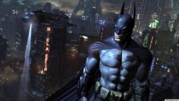 Rekomendasi Game PC Terbaik Sepanjang Masa Batman Arkham City