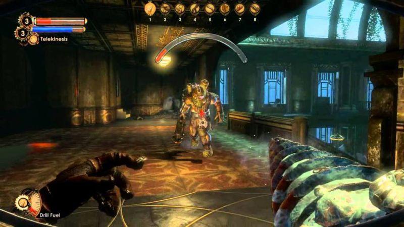 Rekomendasi Game PC Terbaik Sepanjang Masa Bioshock