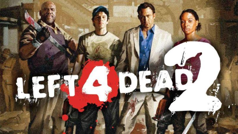 Rekomendasi Game PC Terbaik Sepanjang Masa Leaf 4 Dead 2