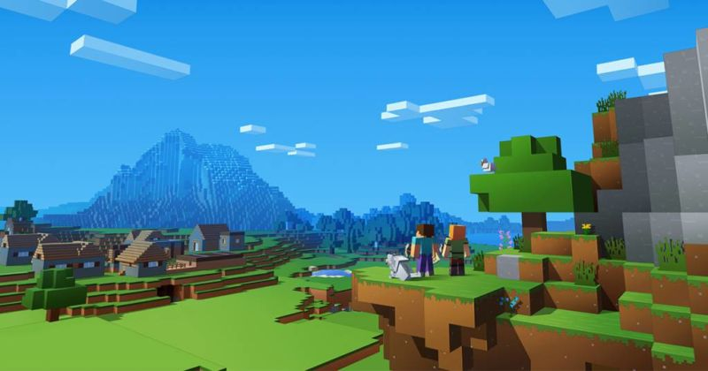 Rekomendasi Game PC Terbaik Sepanjang Masa Minecraft