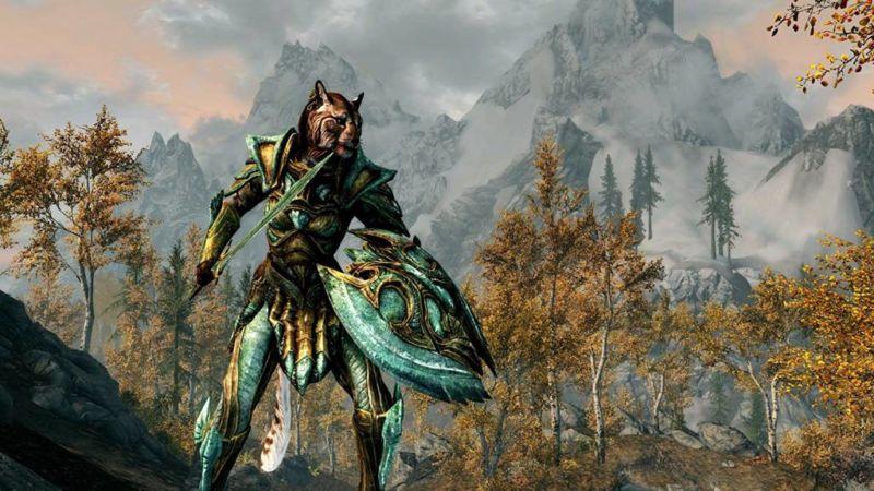 Rekomendasi Game PC Terbaik Sepanjang Masa The Elder Scrolls V Skyrim