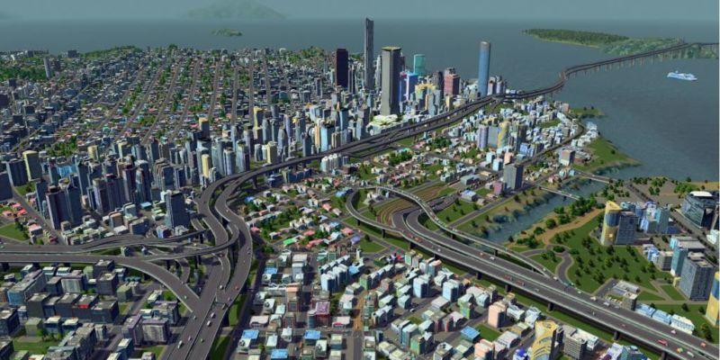 Rekomendasi Game Simulasi PC Yang Cocok Kamu Jadikan Sebagai Pedoman Kerja Cities Skylines