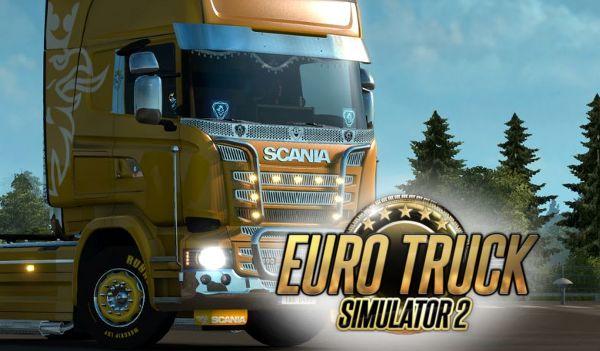 Rekomendasi Game Simulasi PC Yang Cocok Kamu Jadikan Sebagai Pedoman Kerja Euro Truck Simulator 2