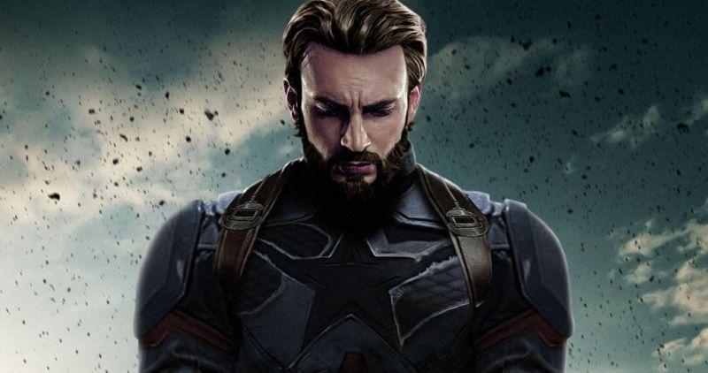 Steve Rogers Captain America