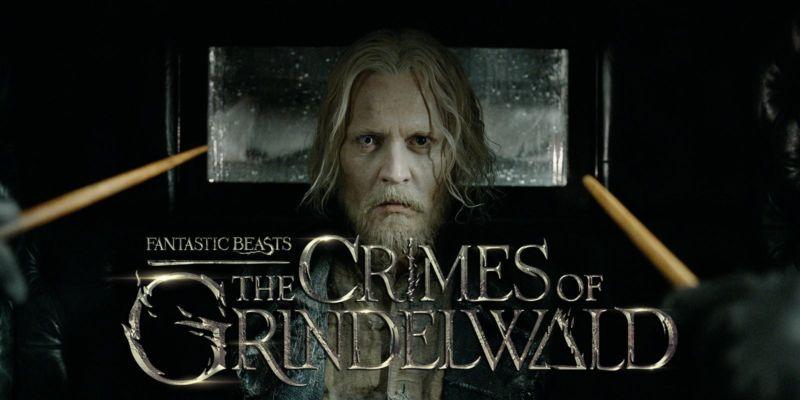 Trailer Fantastic BeastsThe Crimes Of Grindelwald