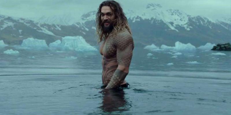 Aquaman Karakter Terbaik DCEU