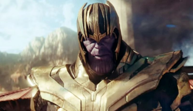 Avengers Infinity War Thanos Cut