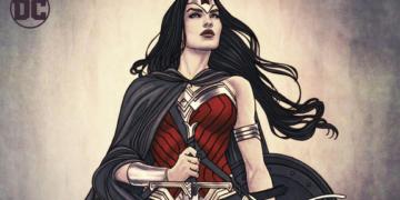 G. Willow Wilson Wonder Woman