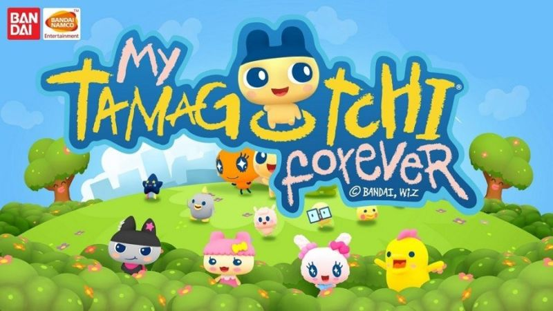 Game 90an My Tamagochi Forever