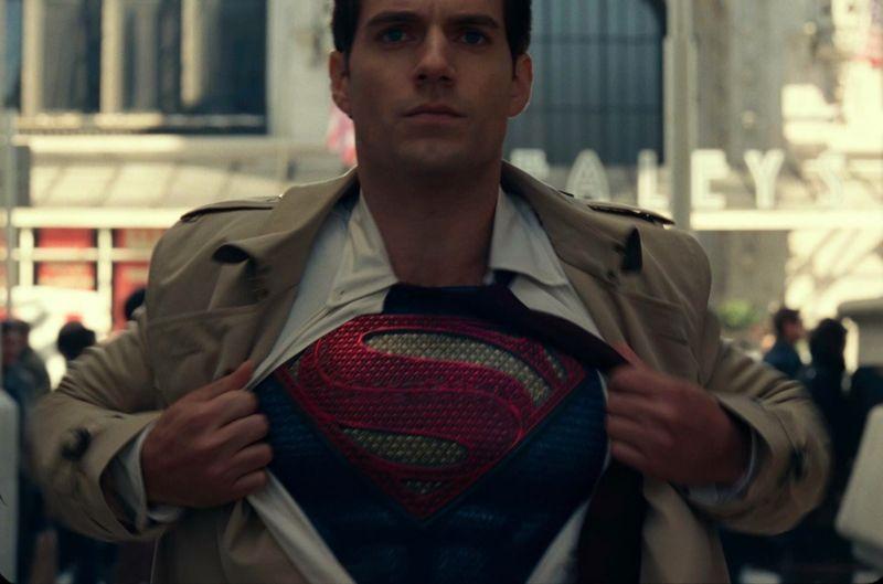 Superman Karakter Terbaik DCEU
